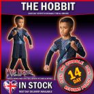 FANCY DRESS COSTUME ~ LORD OF THE RINGS THORIN MEDIUM AGE 5-6